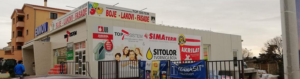 Top Sistem d.o.o. Zadar